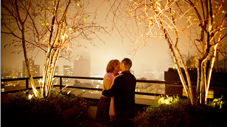 Three Romantic Places To Propose In New York Proposal