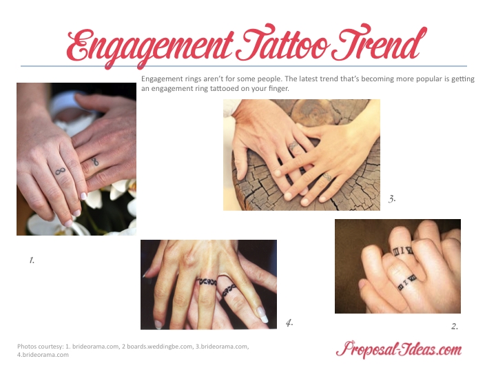 Alternative Rings Tattoo Rings Proposal Ideas Blog