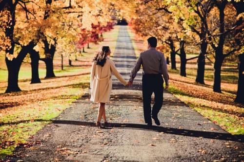 Autumn Marriage Proposal Ideas
