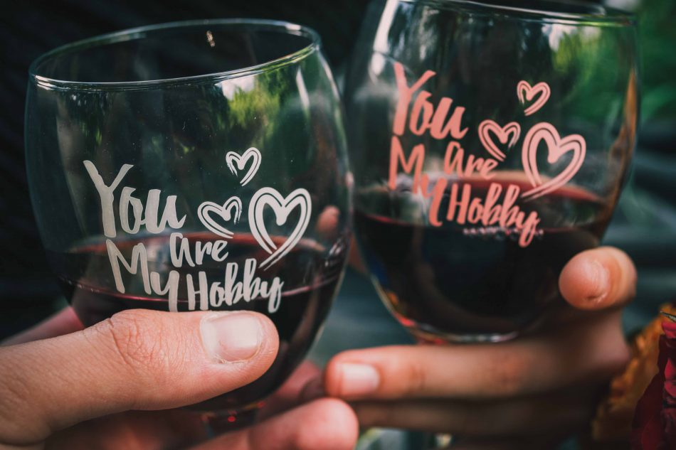 Wine proposal ideas
