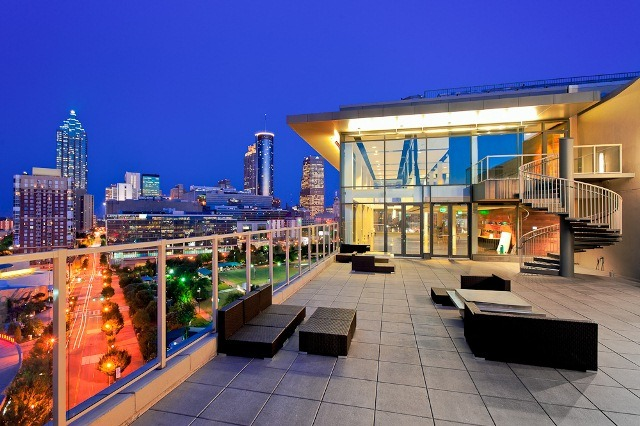 Atlanta rooftop proposal idea