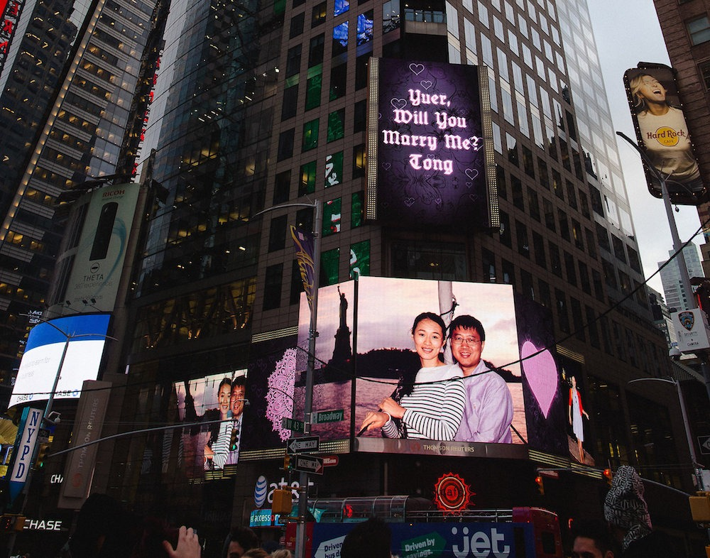 New York Proposal Ideas Creative Amp Romantic Proposal Ideas
