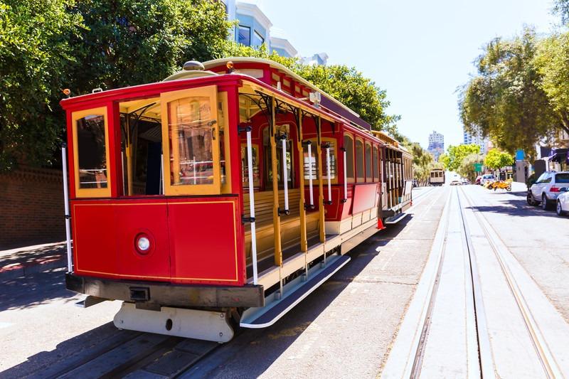 san francisco proposal idea cable car
