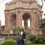 san francisco proposal at palace of fine arts